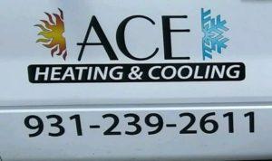 ACE Company Vehicle